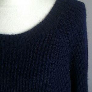 GAP Sweaters - GAP Mohair Blend Color Block Sweater